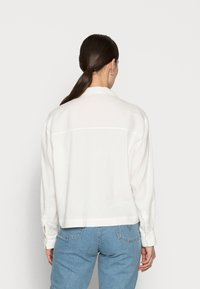 Marc O'Polo - BLOUSE - Button-down blouse - cotton white - 2