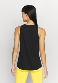 Nike Performance - DRY TANK LEOPARD - Funktionsshirt - black - 2