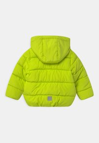Name it - NMMMILTON PUFFER - Giacca invernale - acid lime - 1