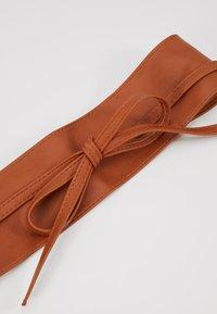 NAF NAF - SKIMONO - Waist belt - camel - 3
