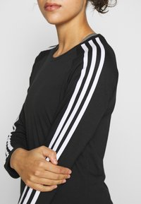 adidas Performance - Camiseta de deporte - black/white - 5