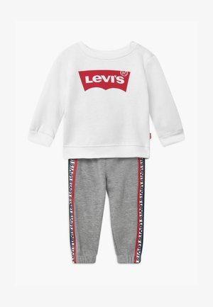 CREW SET - Tracksuit - white