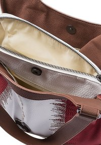 Rieker - Handbag - white pacific red brown - 2