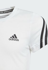 adidas Performance - GRAPHIC - T-shirt z nadrukiem - white, black - 2