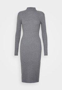 EDITED - HADA DRESS - Shift dress - grey - 5