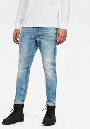SLIM FIT - Slim fit jeans - vintage striking blue