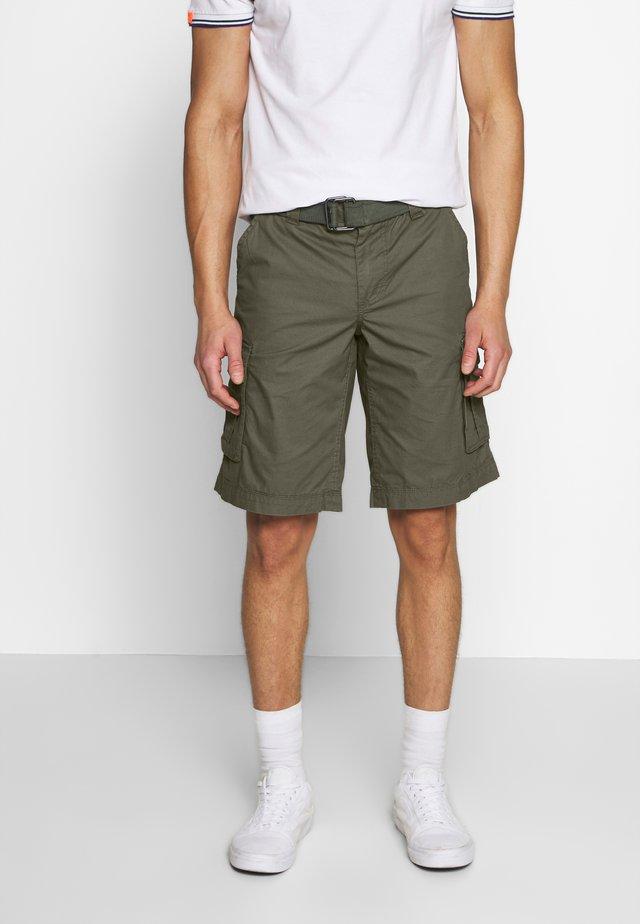 SYTRO - Shorts - raven kaki