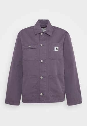 MICHIGAN COAT - Chaqueta fina - purple