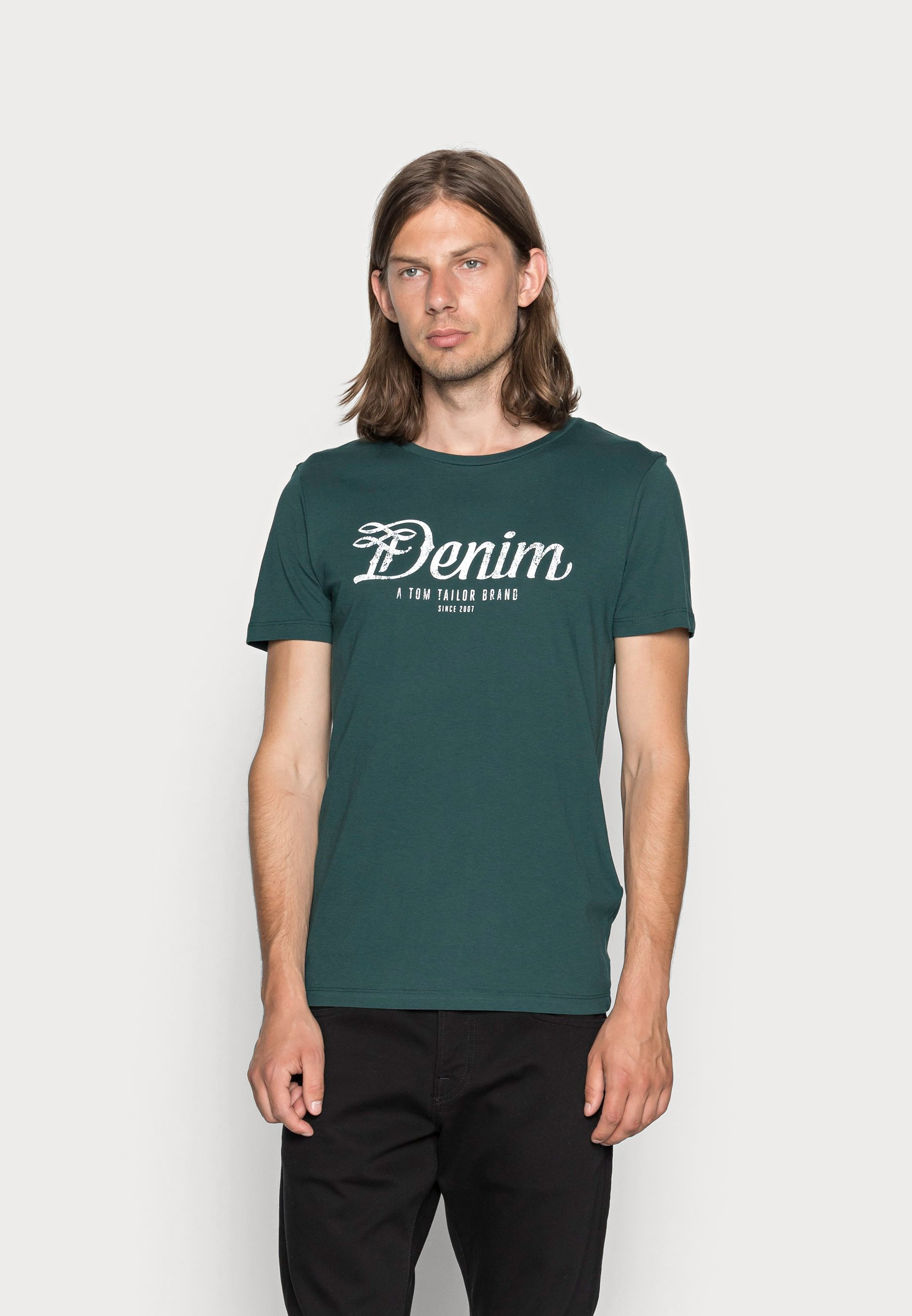 Hombre CREWNECK TEE - Camiseta estampada