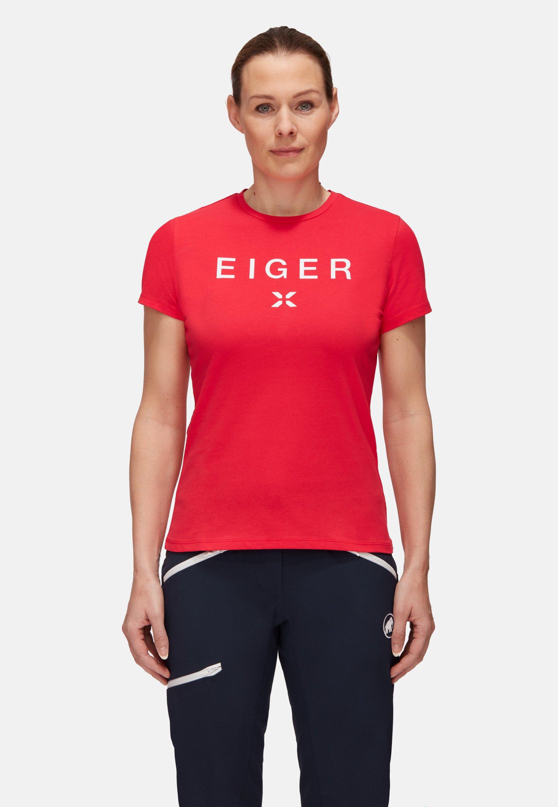 Damen SEILE - T-Shirt print