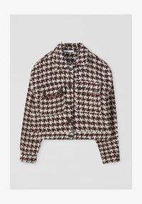 PULL&BEAR - Light jacket - bordeaux - 5