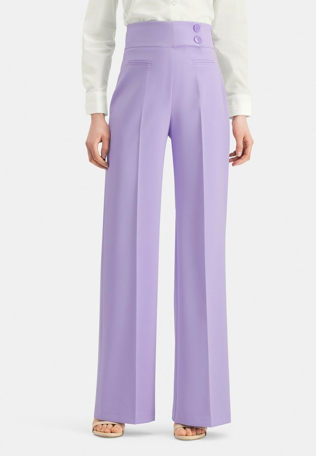 COREANA - Trousers - lila