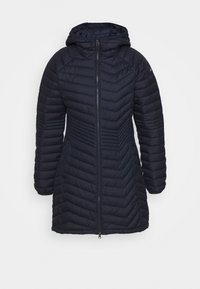 Columbia - POWDER LITE MID JACKET - Winter coat - dark nocturnal - 3