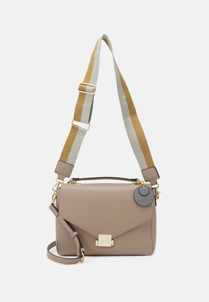 SKEI - Across body bag - light taupe