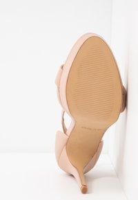 ALDO - VARALITH - High heeled sandals - bone - 6