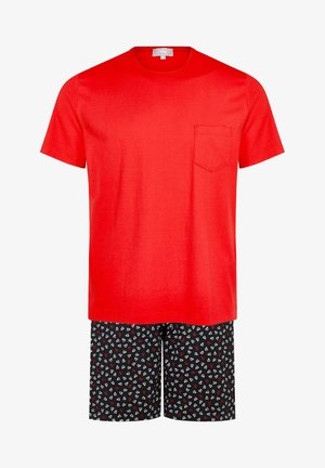 2 PIECE - Pyjama set - fiesta red