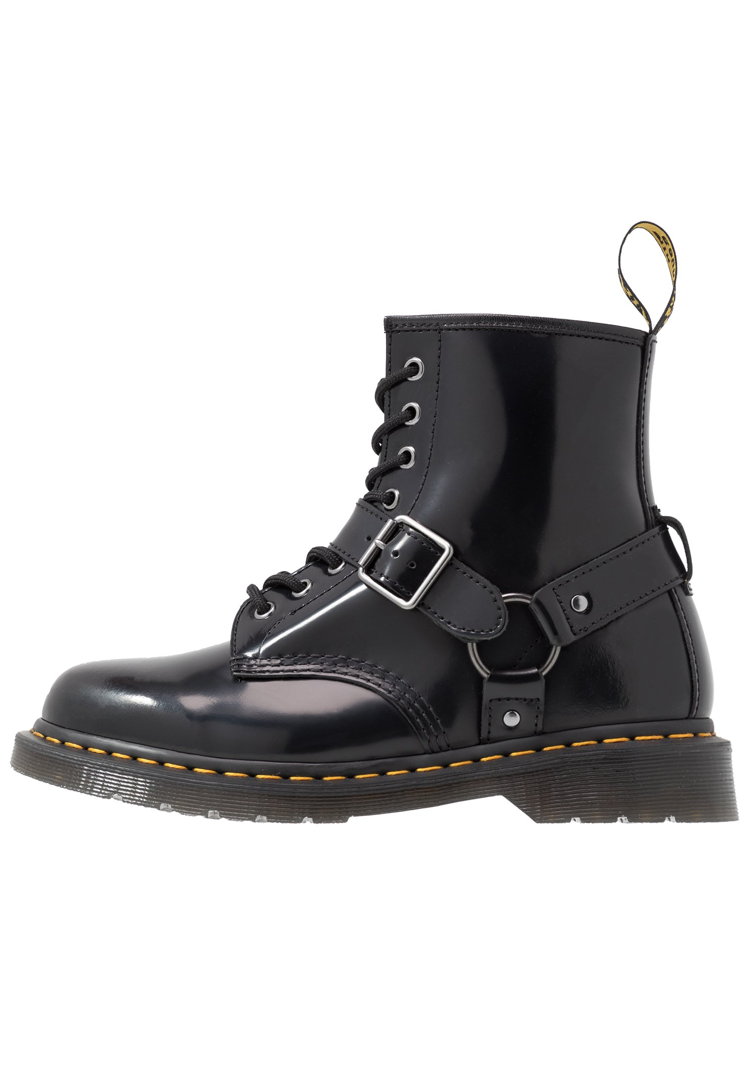 Men 1460 HARNESS BOOT - Lace-up ankle boots