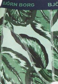 Björn Borg - LEAFY SAMMY 5 PACK - Underkläder - lichen - 7