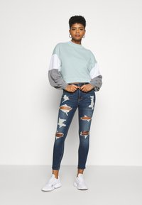 Hollister Co. - Jeans Skinny Fit - blue denim - 1