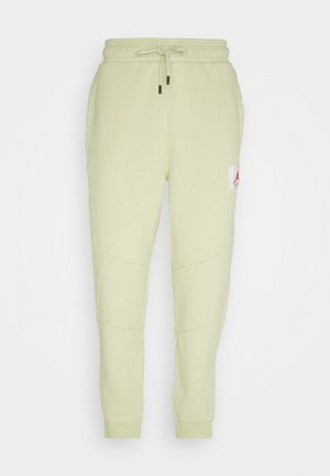 FLIGHT PANT - Tracksuit bottoms - celadon
