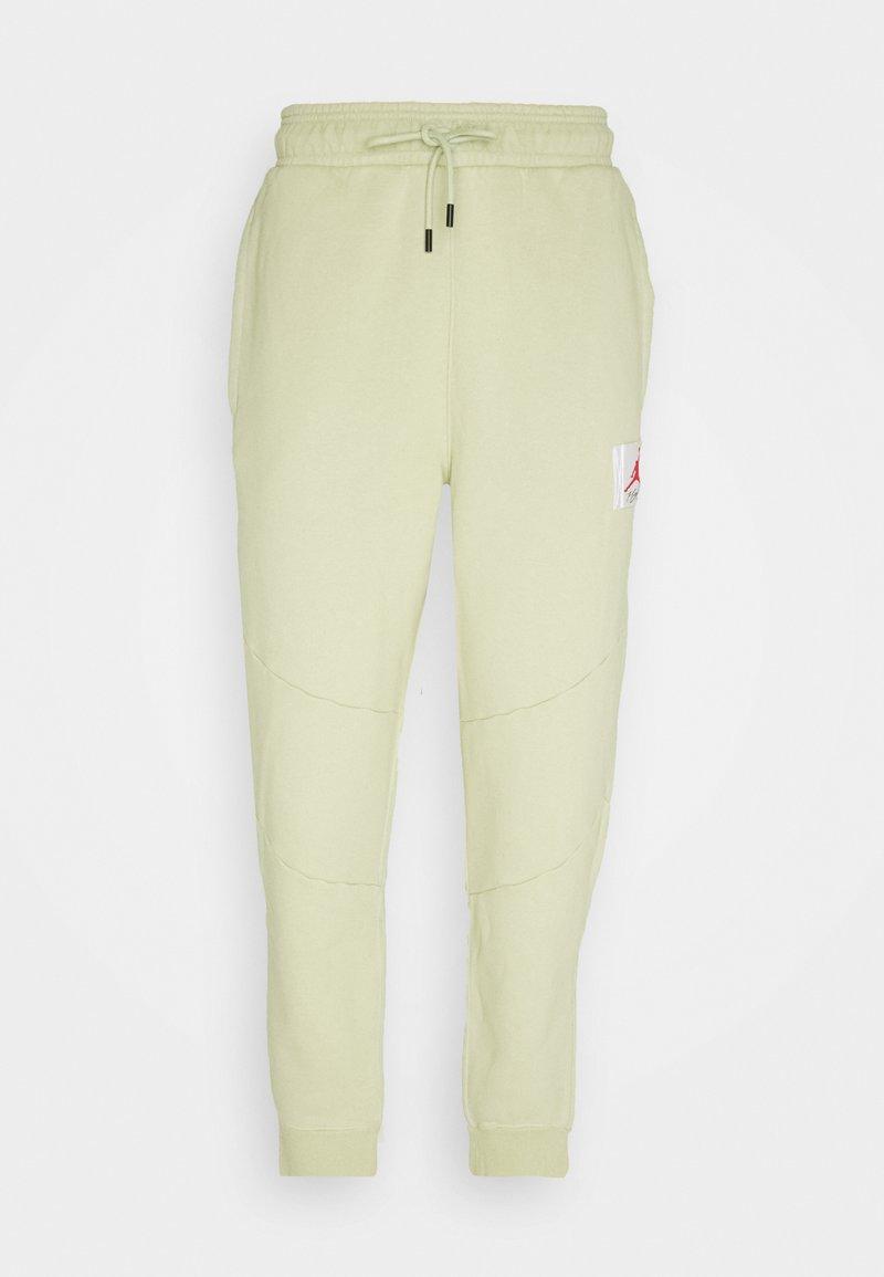Jordan - FLIGHT PANT - Pantaloni sportivi - celadon