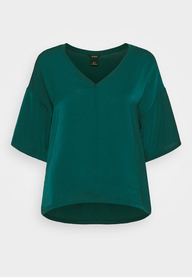 TOP LENA 2 PACK - Blouse - dark green