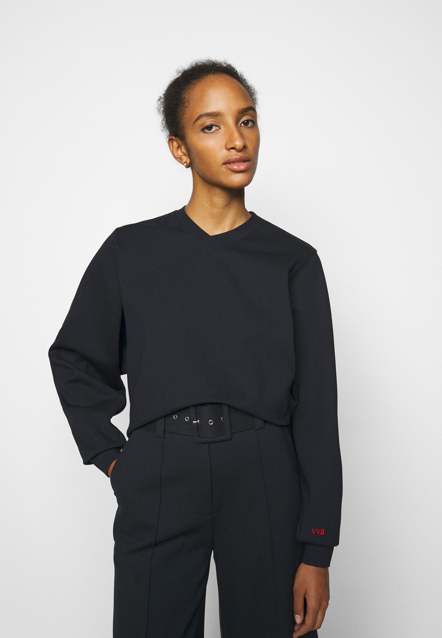 Women V NECK - Sweatshirt