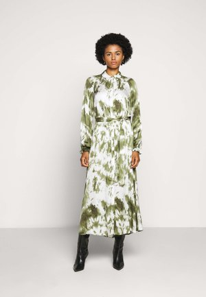 FADE MARBELLE DRESS - Shirt dress - khaki