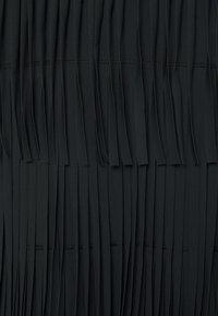 Pinko - RAGDOLL TANK TECNO FIT - Débardeur - black - 6
