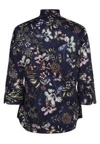 Franco Callegari - Button-down blouse - indigo mehrfarbig - 2