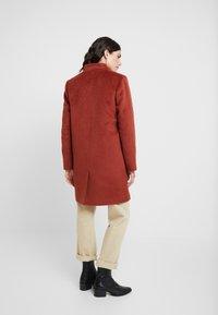 comma - Classic coat - mahagony - 2