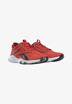 HIIT FOUNDATION - Trainers - red