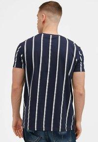 Kings Will Dream - MOFFAT - T-shirt imprimé - navy/grey - 2