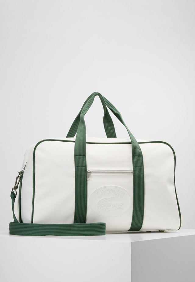 WEEKENDER - Sports bag - white green