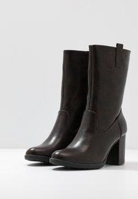 Anna Field - Boots - cognac - 4