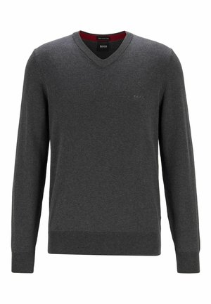 PACELLO-L - Sweatshirt - dark grey