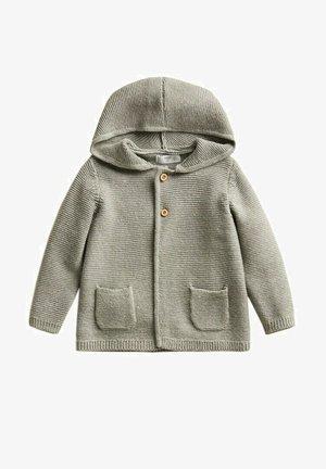 GUS - Vest - gris chiné moyen