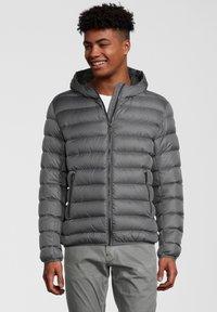 Colmar Originals - KAPUZE - Down jacket - grey - 0
