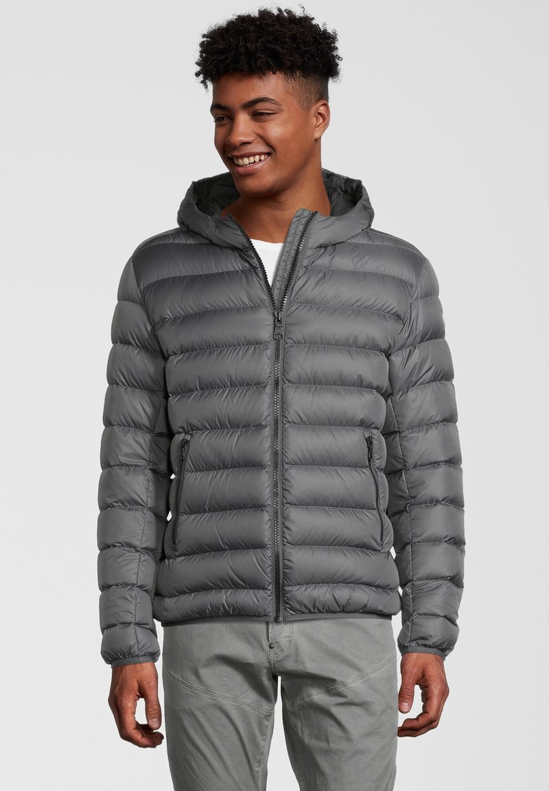 Colmar Originals - KAPUZE - Down jacket - grey