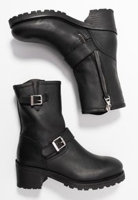 Polo Ralph Lauren - Cowboy-/Bikerboot - black - 3