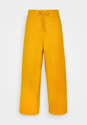 MAJA TROUSERS - Tracksuit bottoms - yellow