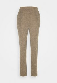 ONLY - ONLALBA AMY PANT - Trousers - tigers eye - 3