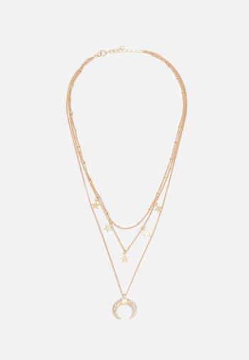 FGSOFFI COMBI NECKLACE - Necklace - gold-coloured