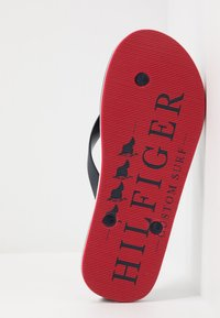 Tommy Hilfiger - NAUTICAL PRINT BEACH - Pool shoes - blue - 4