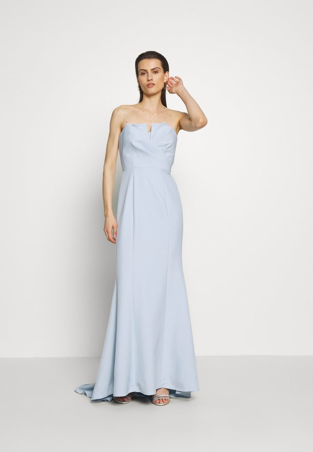 ALICE - Robe de cocktail - powder blue
