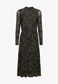 Esprit Collection - AUSGESTELLTES  - Day dress - dark brown - 8
