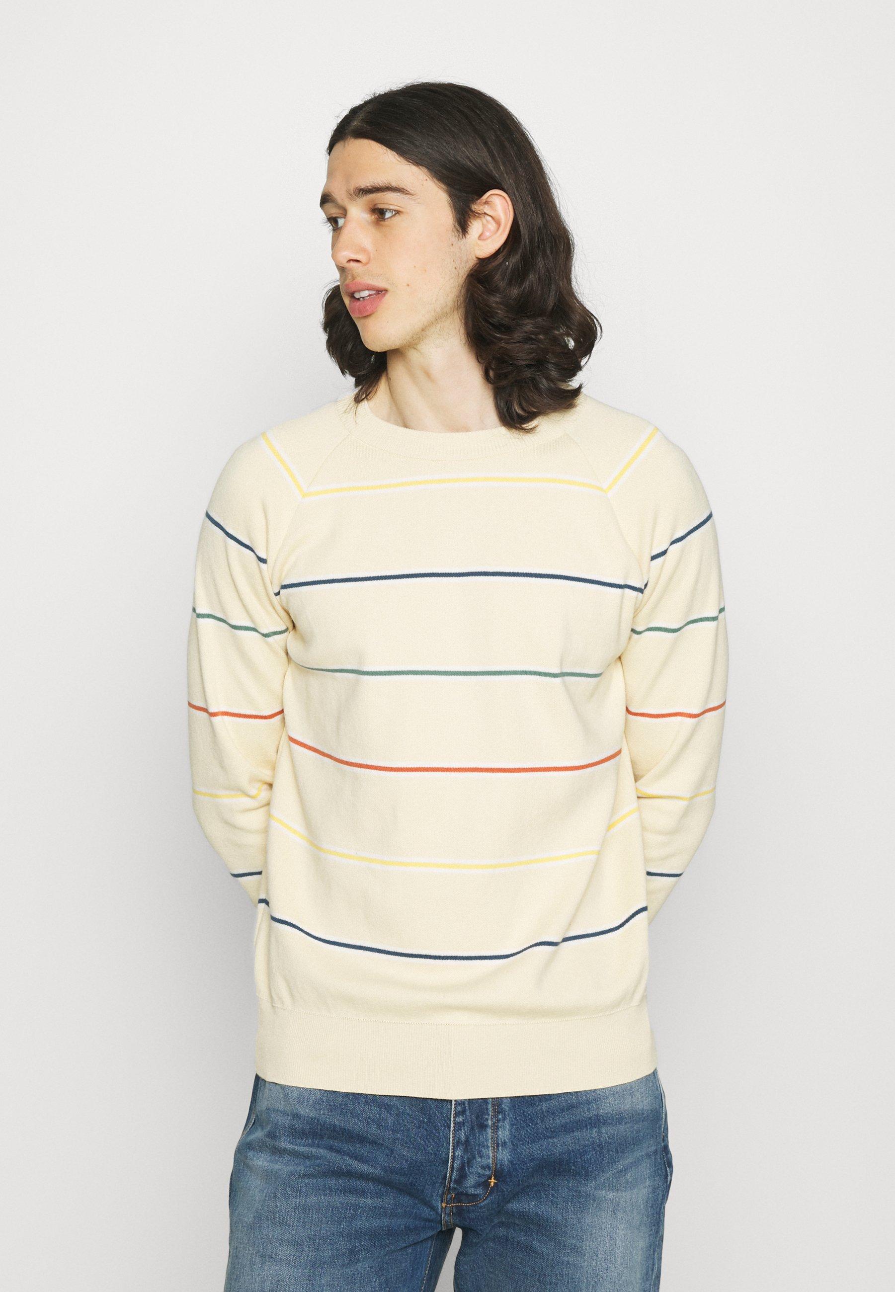 Homme CARROL RAGLAN - Pullover
