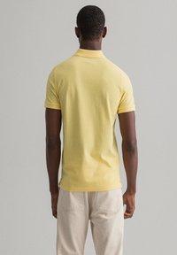 GANT - Polo shirt - brimestone yellow - 2