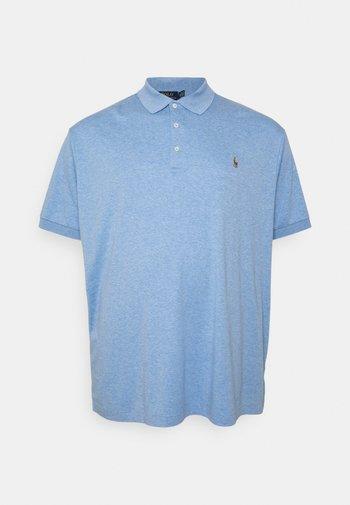 SHORT SLEEVE - Polo shirt - jamaica heather