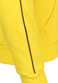 adidas Performance - CORE ELEVEN FOOTBALL HOODIE SWEAT - Hoodie - yellow - 2